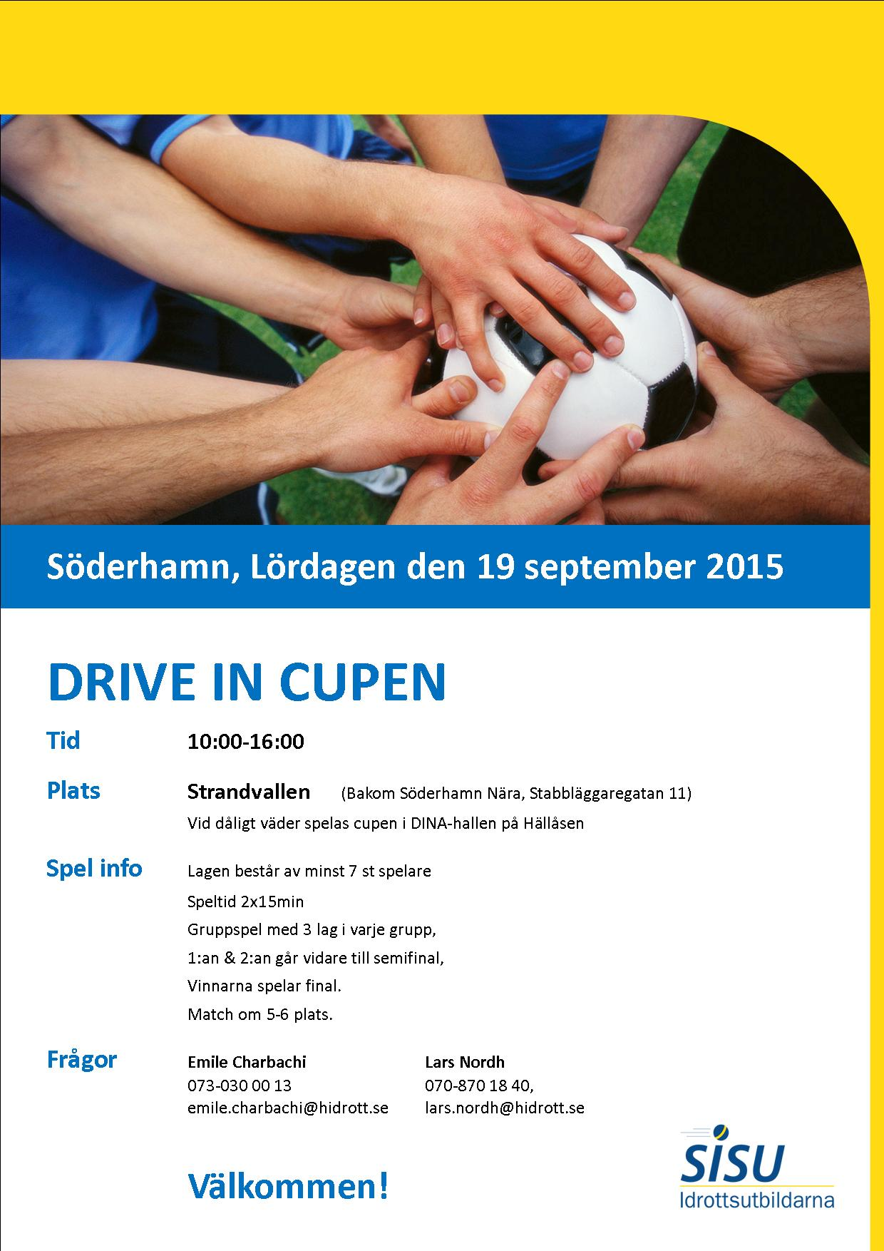 Drive in Cupen2