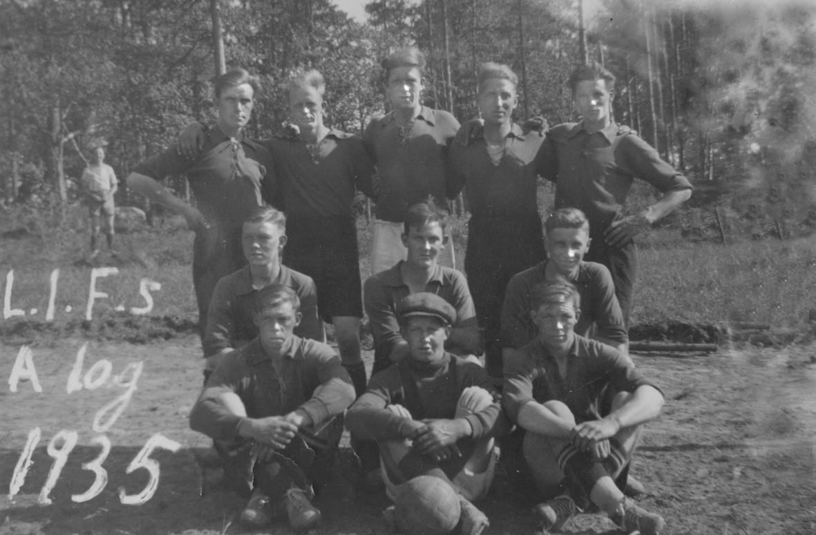 Lagmansholms IF 1935